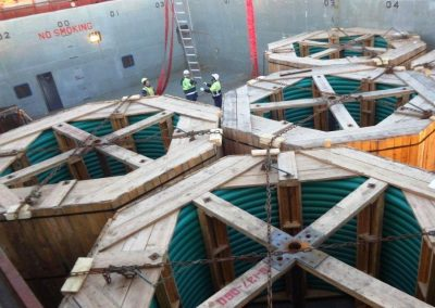 Horizon Oil - Tailored Supply Chain Solution